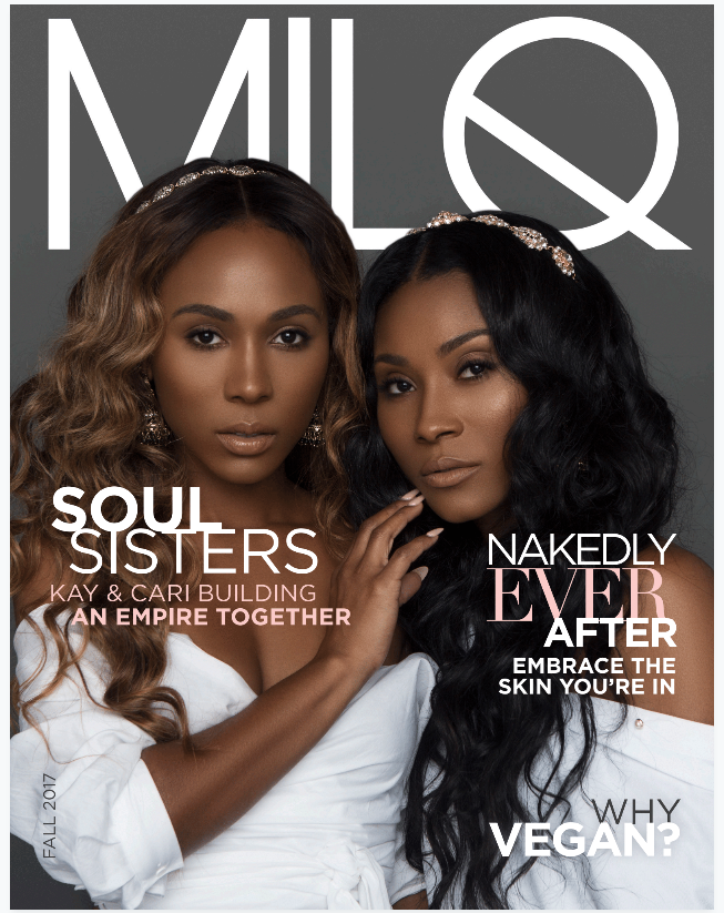 THE POWER OF SISTERHOOD - ISSUE II AVAILABLE NOW!