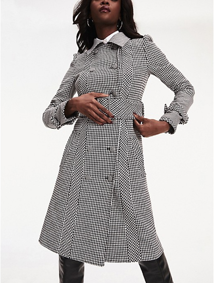 ZENDAYA HOUNDSTOOTH CHECK TRENCH COAT.png