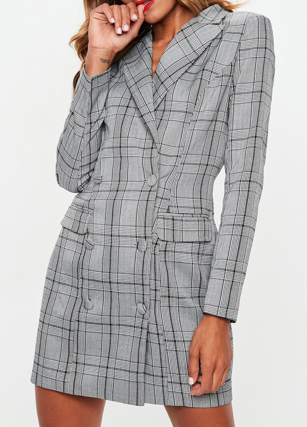 MISSGUIDED-GREY-PLAID-BLAZER-DRESS.png