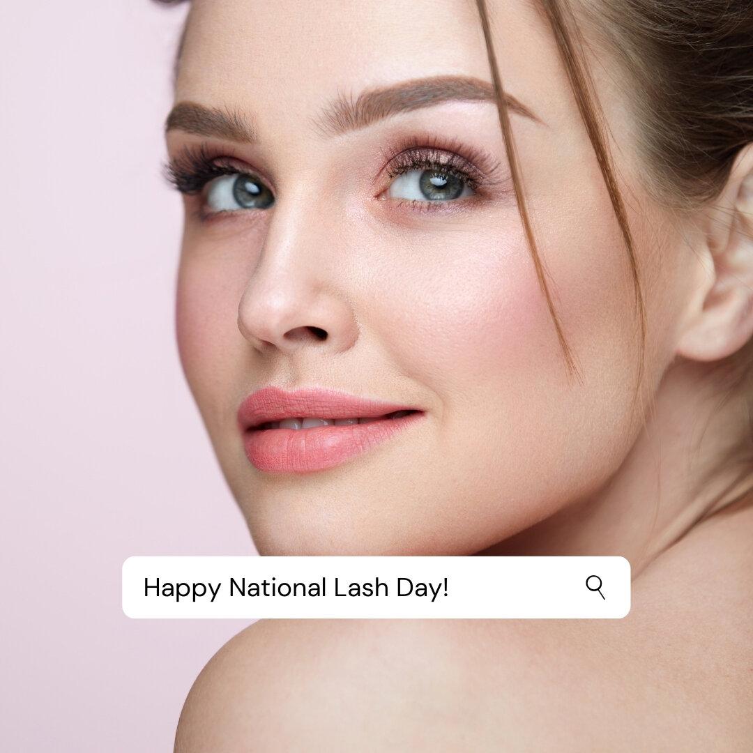 National Lash Day