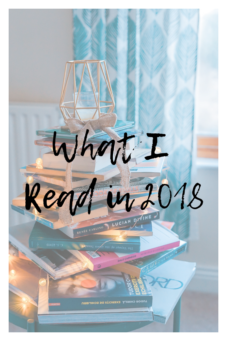 What I read in 2018 | 2018 Booklist | Books to read | book suggestions | books | s'more happiness