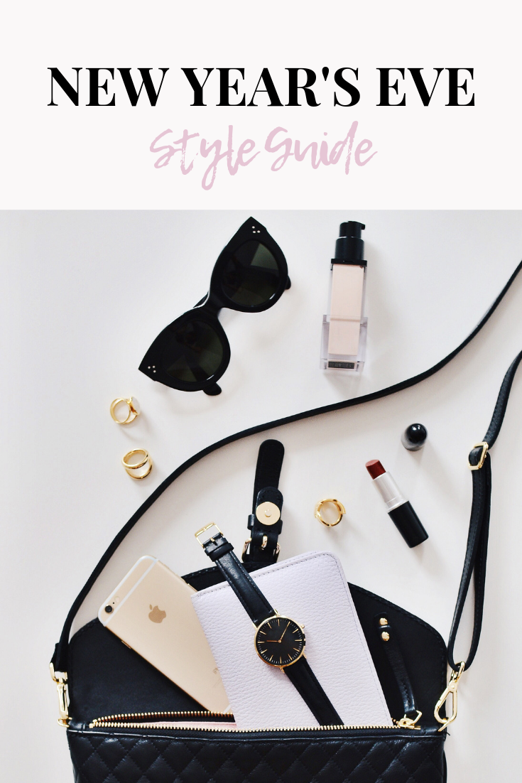 New Year's Eve Style Guide | What to Wear on New Year's Eve | New Year's Eve Outfit Inspiration | NYE Outfit Ideas | NYE Style Guide | NYE Outfits | s'more happiness
