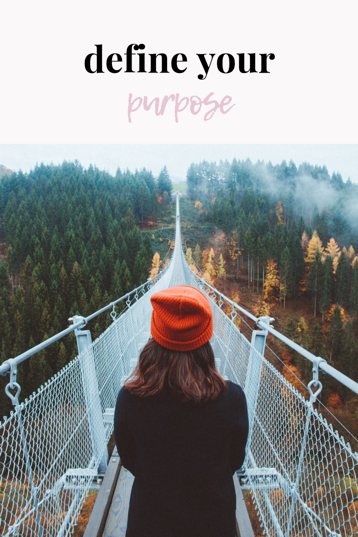 define your purpose | goal setting for mid-twenties | post-grad life | post-grad purpose | how to find my purpose | s'more happiness