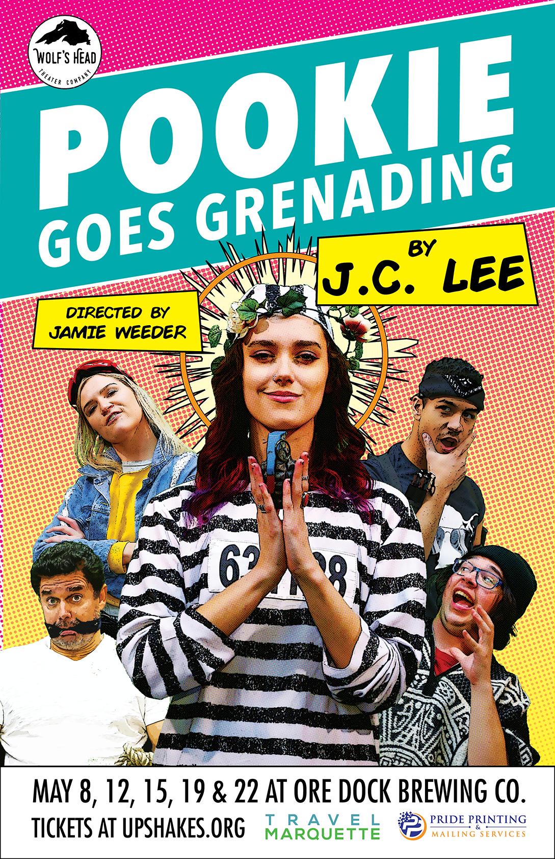 Pookie Goes Grenading (2019)