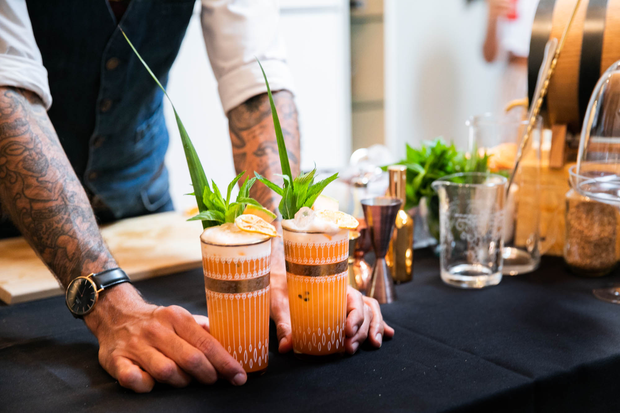 Cocktail Making Classes -