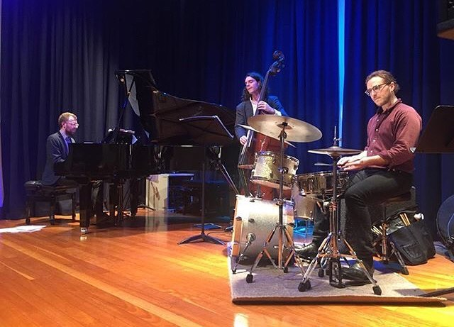 @sydneycon international jazz festival earlier this year! #jazztrio