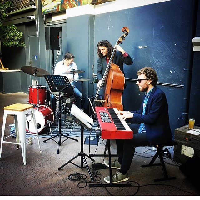 Had a great time playing at the Steyne during @manlyjazz festival this year.