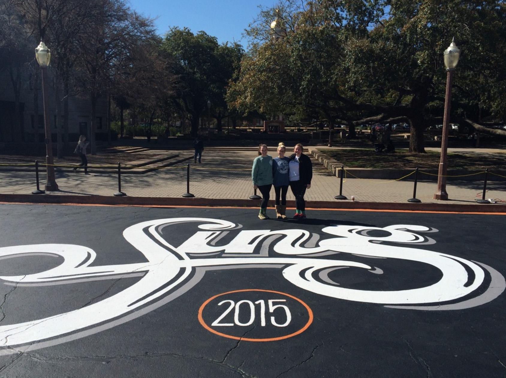 Baylor University - S 5th St, Waco, Texas (no longer present)