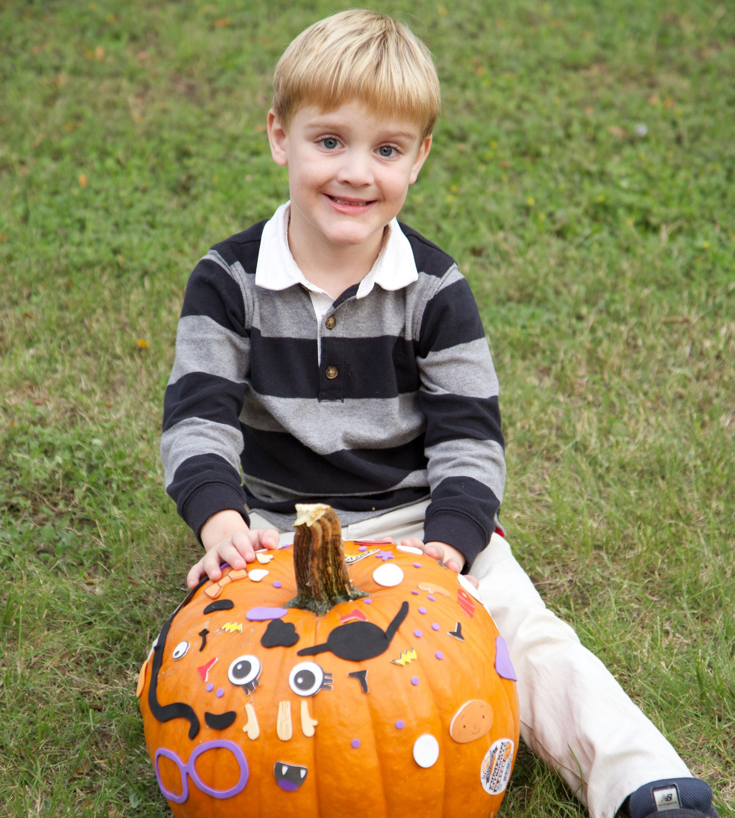 Pumpkin Party at Tillery Park