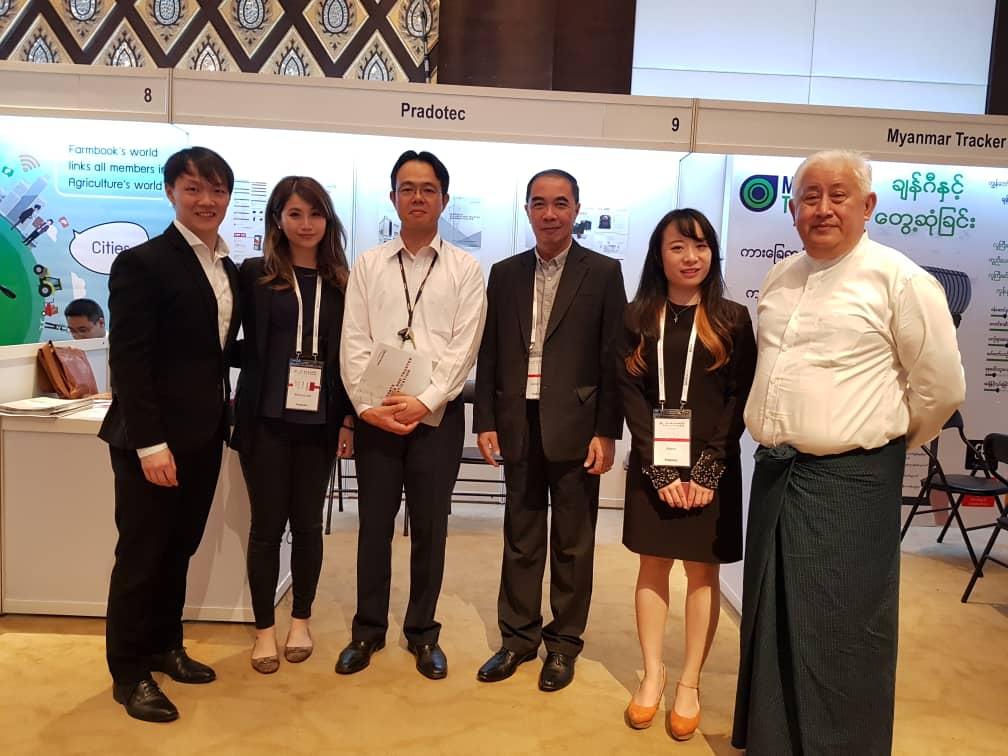 Access myanmar's enterprise digital market -