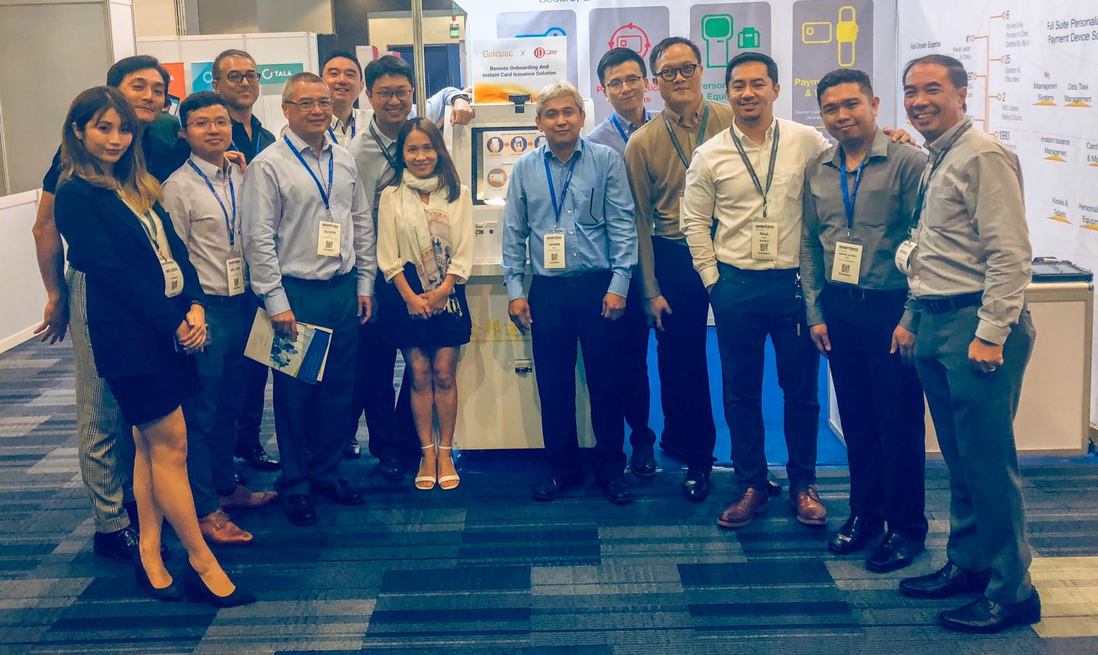 Philippine Access Event PARTICIPATE with goldpac -