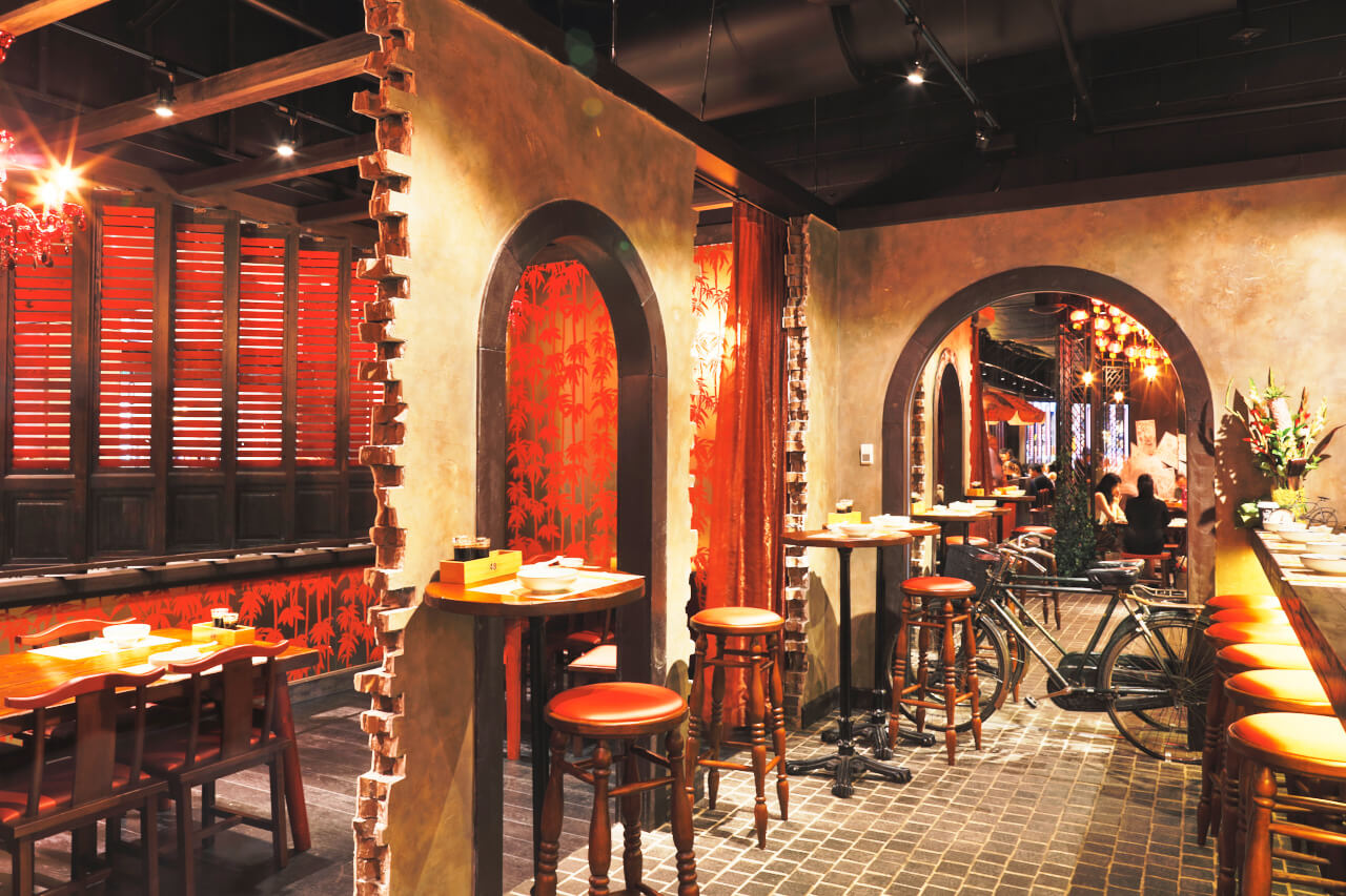 Christmas Story Chinese Restaurant.Chinese Restaurant Dumpling Bar New Shanghai