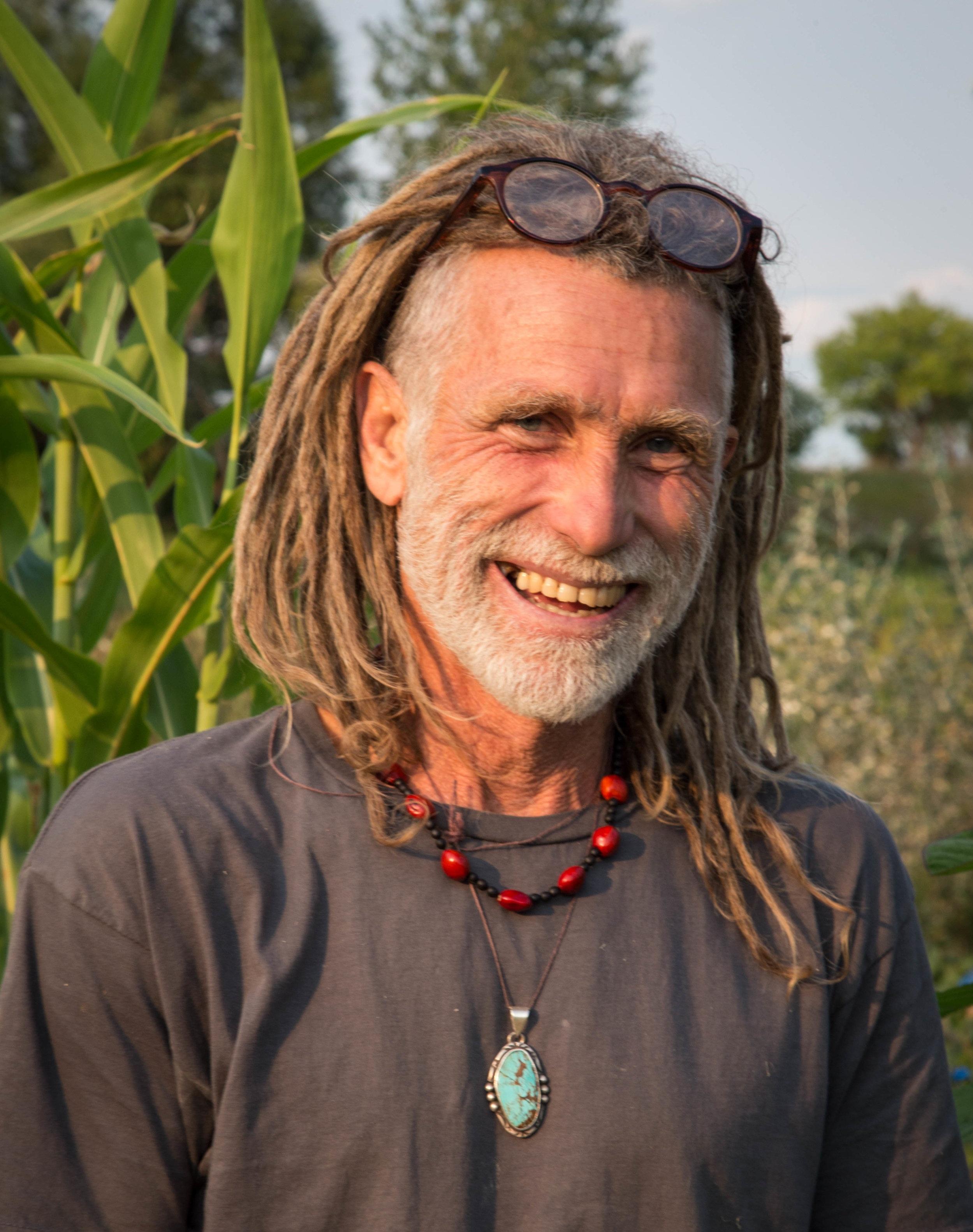 RICHARD PECORARO - Founder, Master Seedsman & Head Farmer