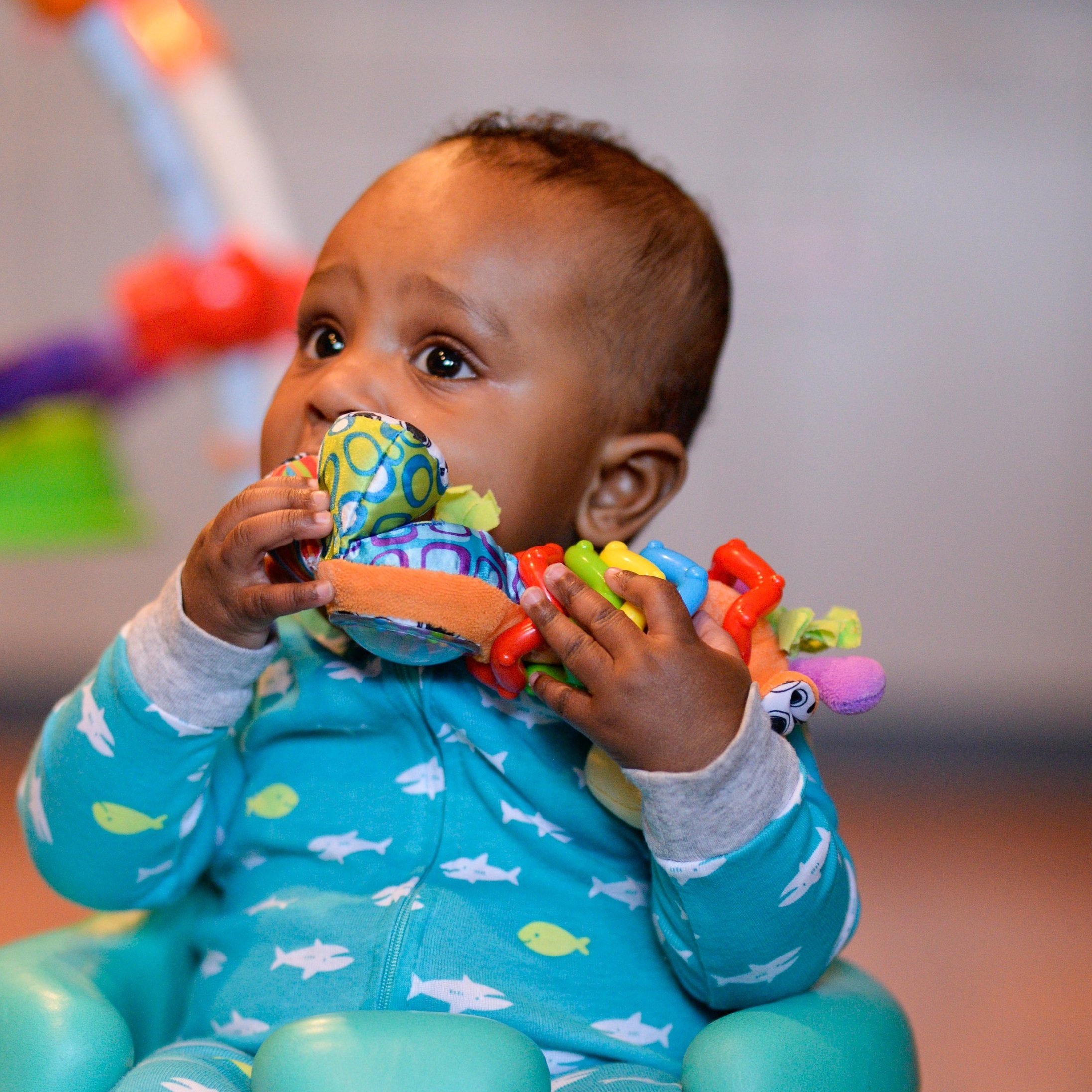 Infant care - At Heritage Preschools, we believe that the path to excellent infant care requires a balanced focus on both development and age. Each room has been thoughtfully designed to ensure that individual infants both grow and thrive in an environment that feels like home.