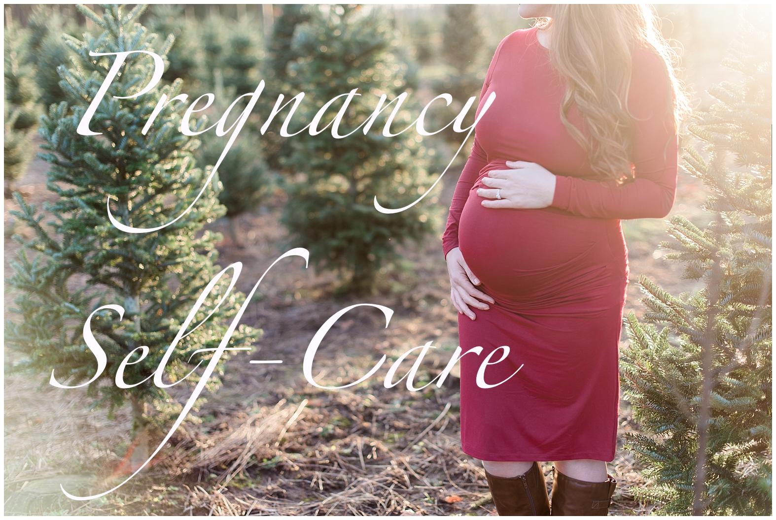 Pregnancy Self-Care | Coconut and Rain
