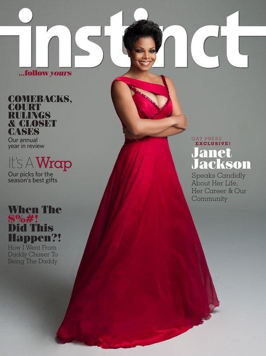 Instinct Magazine // 2019
