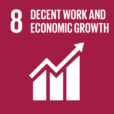 Goal 8: Good Jobs & Economic Growth - By investing in game-changing entrepreneurs and supporting a vibrant investor ecosystem, we are committed to enabling sustainable businesses that contribute to the economic growth of the region