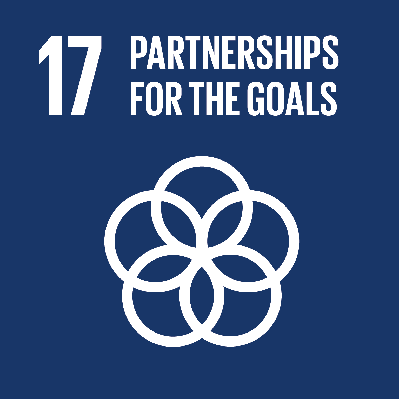 Goal 17: Partnerships The Goals - We work across all sectors and industries. We invite partners to join us in accelerating sustainable development in Asia.