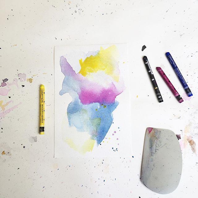 Work in progress... Mini canva pad, pas de sketch, juste quelques couleurs et mon impression du moment 🙂. #emergingart #newartwork #fredrixcanvas #inspiredbylife #femaleart #artprocess #processart #abstract #abstractart #minipainting #create #artsupplies #enjoylife #enjoythelittlethings #jenesieart #jenesieartstudio #color #lifecolor #ilovemyjob #happytoday #art #artoninstagram