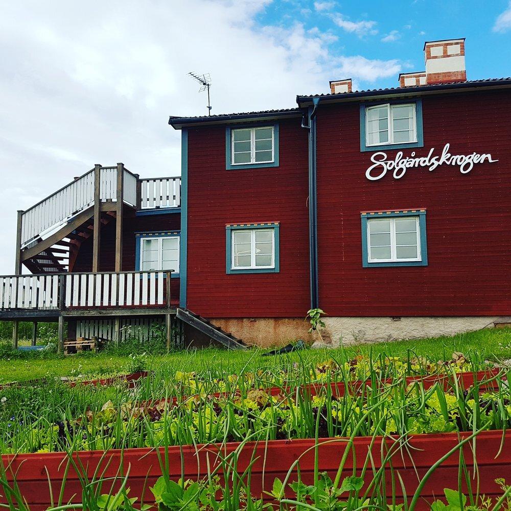 The countryside farm. - >>> Solgårdskrogen