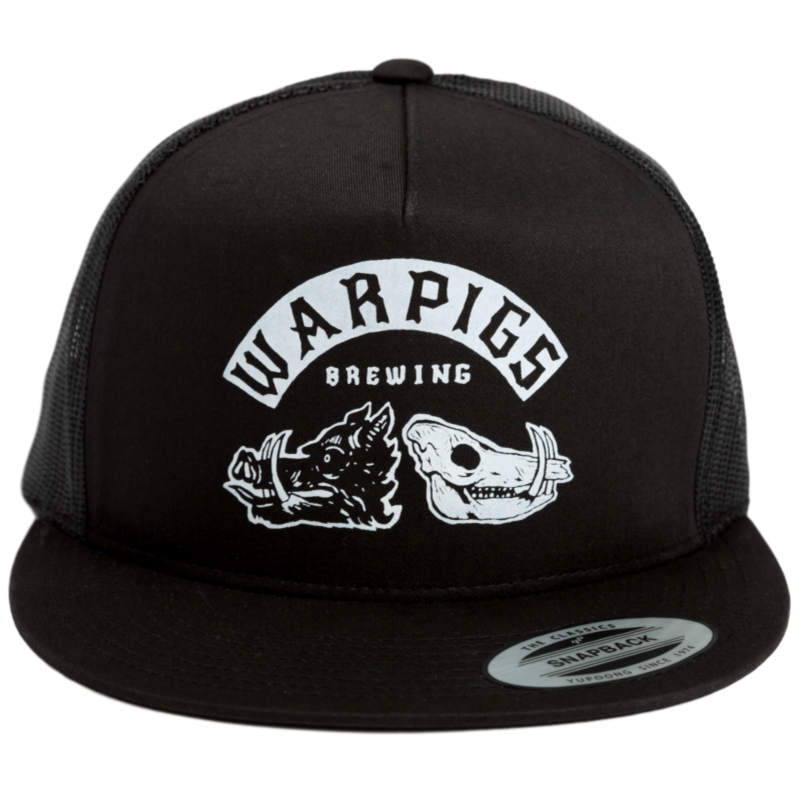 WarPigs Snapback Hat