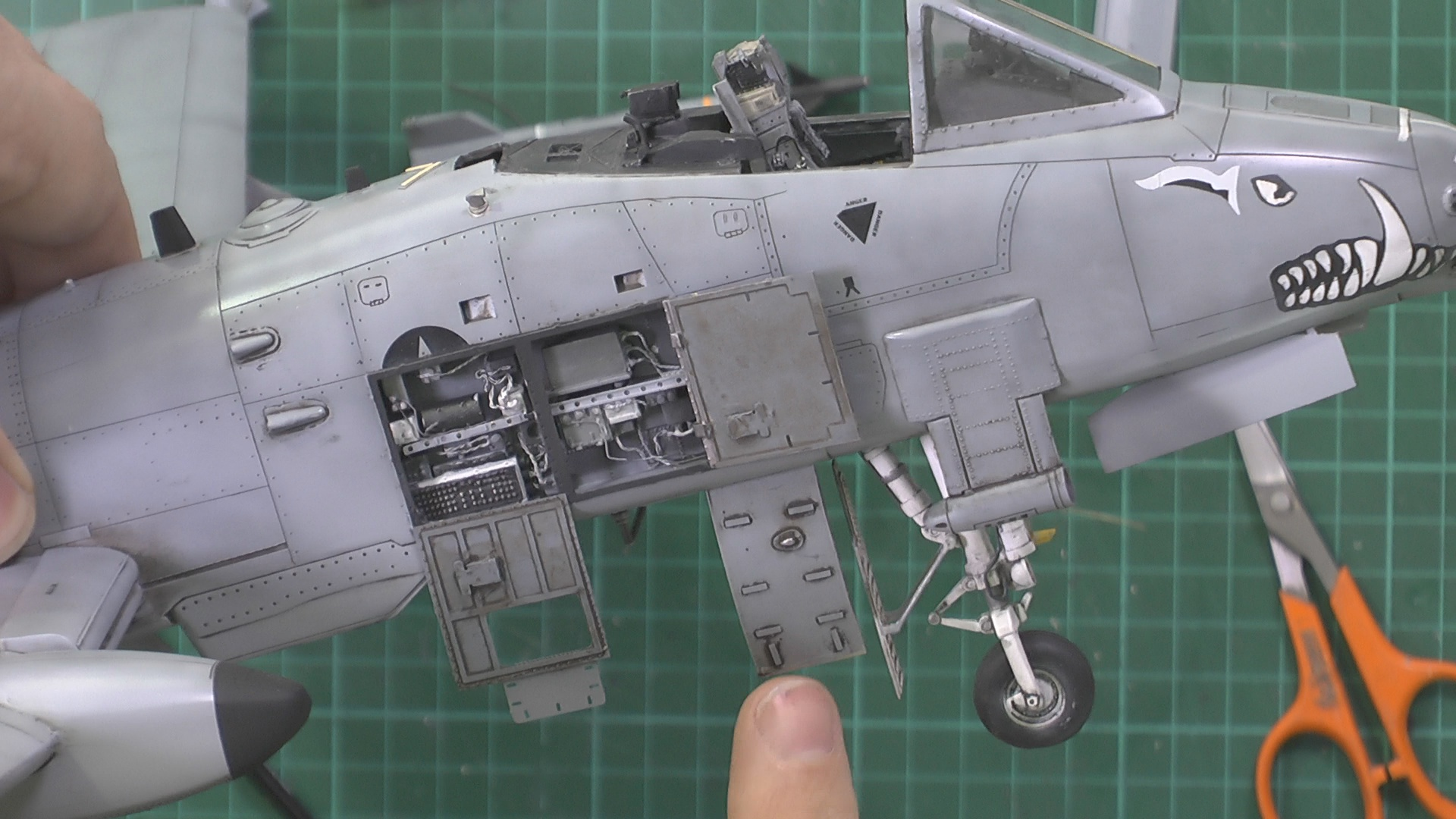 Trumpeter 1 32 A 10 Warthog Flory Models