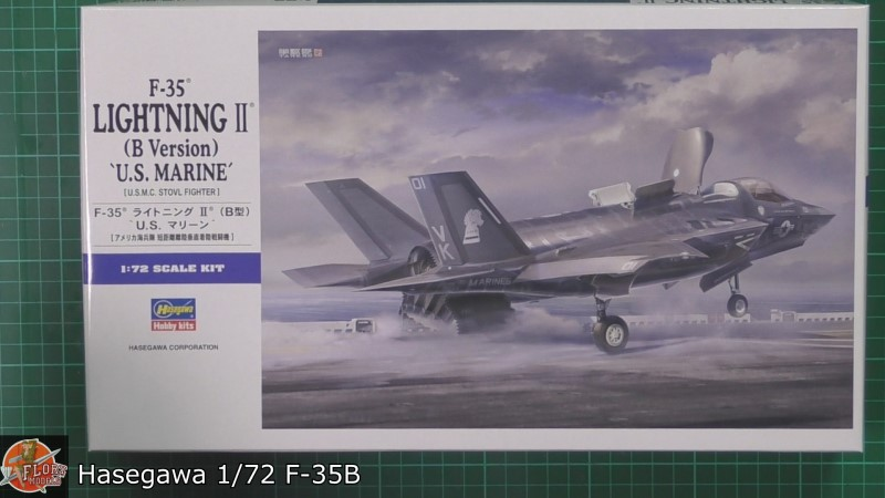 F-35B Scale: 1/72   Manufacturer: Hasegawa   Parts used: Out of the box build    Main paints used: Tamiya and MRP