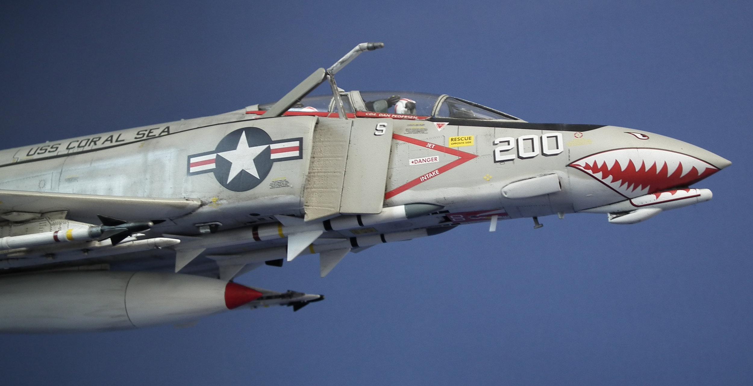 New 1//48 F-4B PHANTOM II EXHAUST NOZZLE SET FOR ACADEMY #MA48007