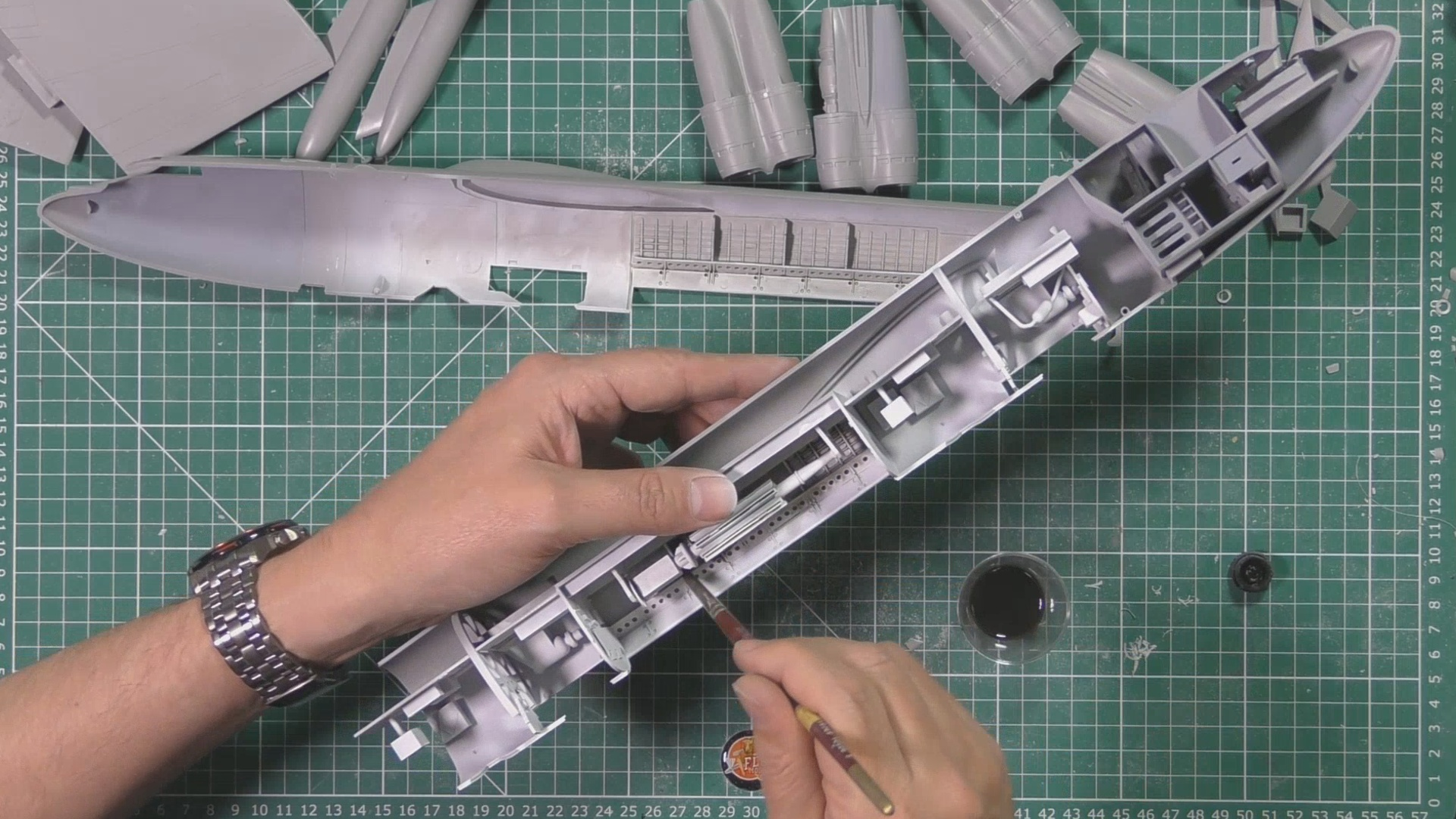 Model Collect B52 Part 3 Pic 2.jpg