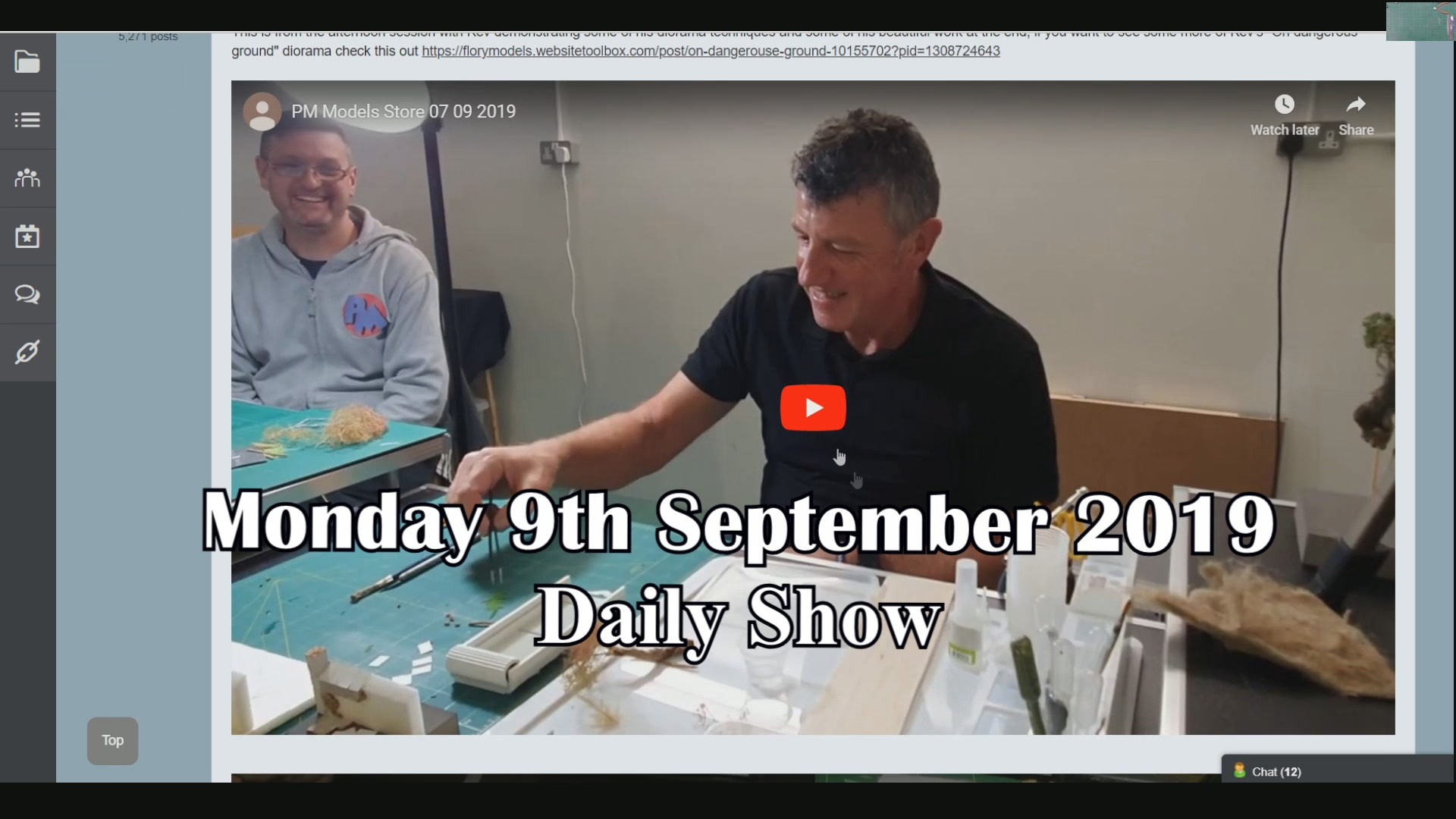 Daily Show Monday 9th September 2019