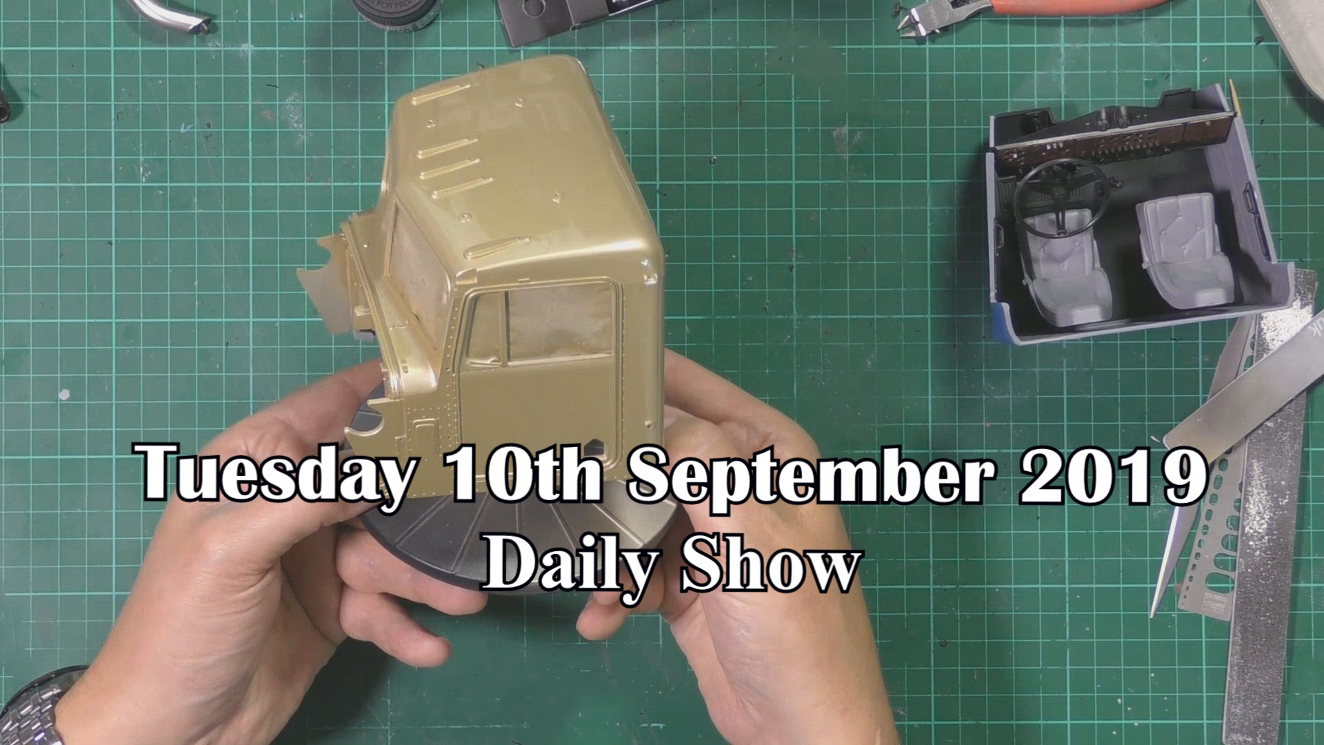 Daily Show Tuesday 10th September 2019