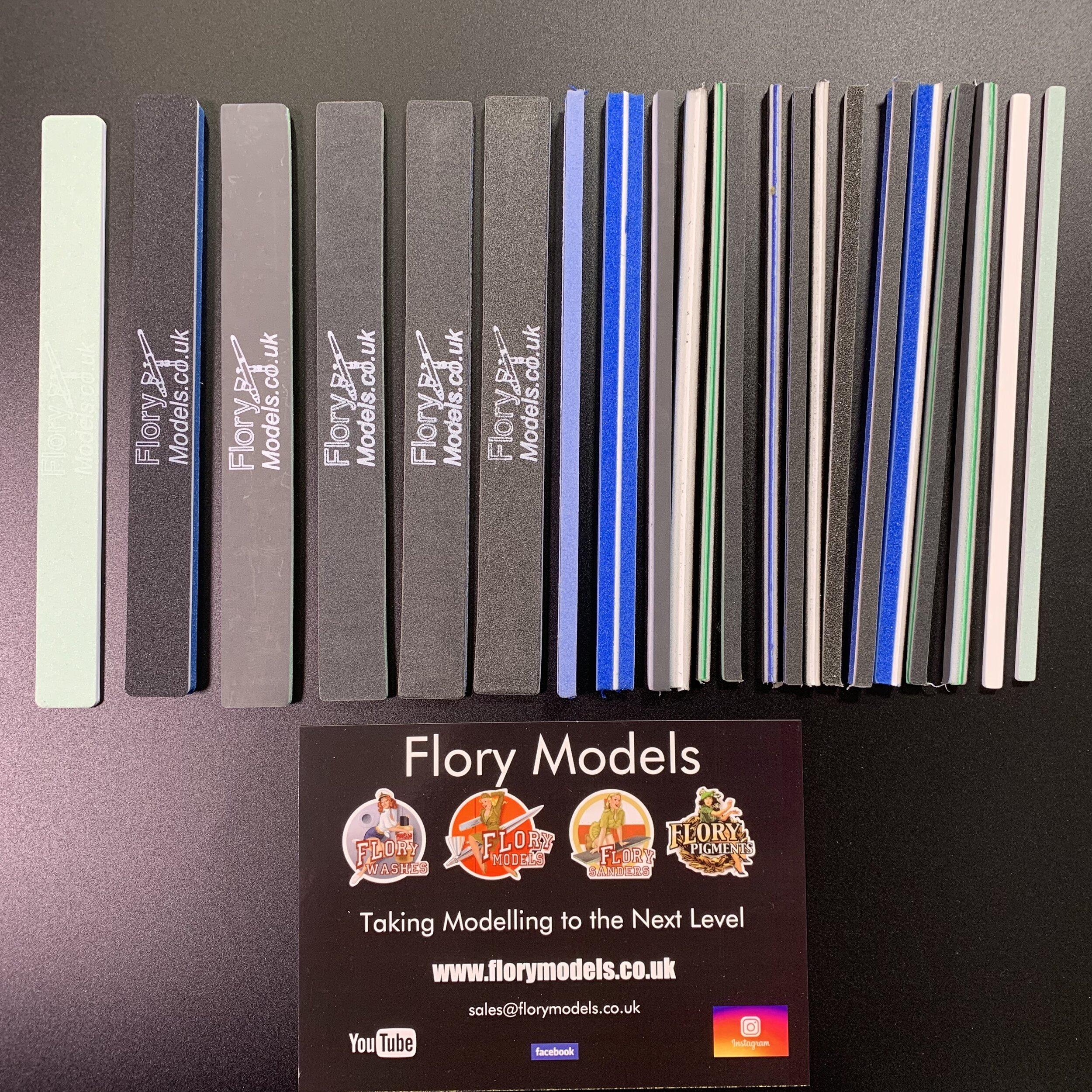 Flory models Sander starter pack FMS001  £10.00