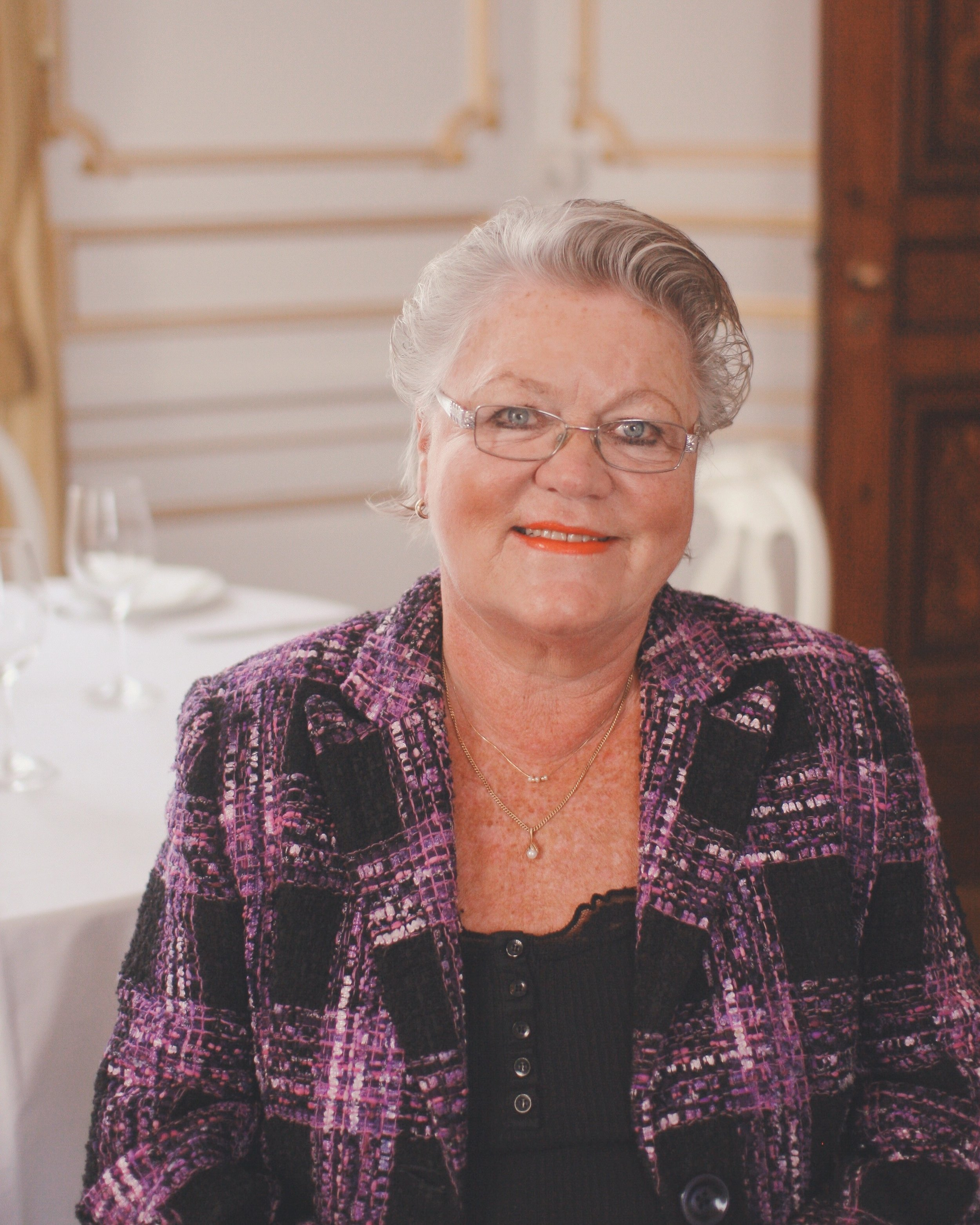 Margareta Edén Smaali  +46 76-893 93 38   margareta.eden-smaali@gaialeadership.com