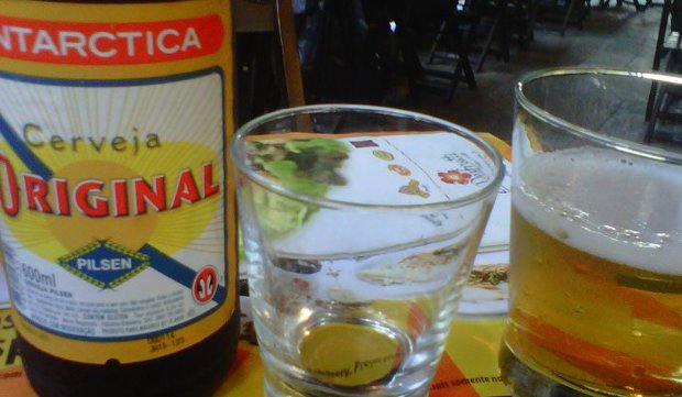 Coolgarif in Brazil for UKTI - Drinks