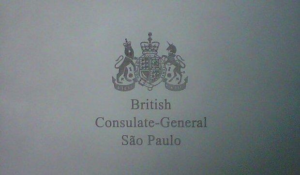 Coolgarif in Brazil for UKTI - British Consulate