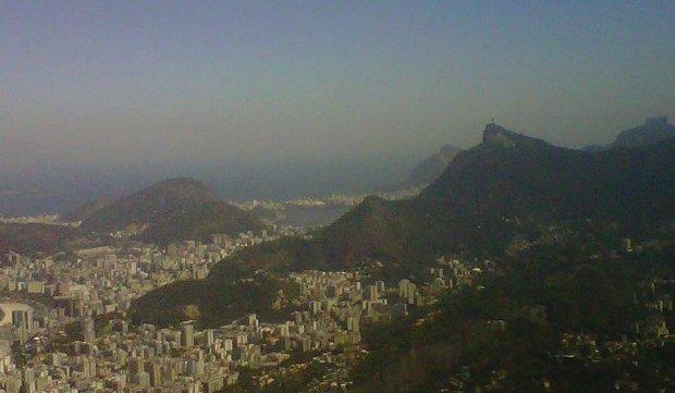 Coolgarif in Brazil for UKTI - Rio