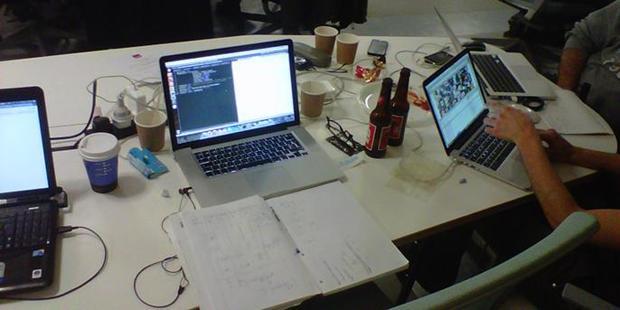 hackathon midnight