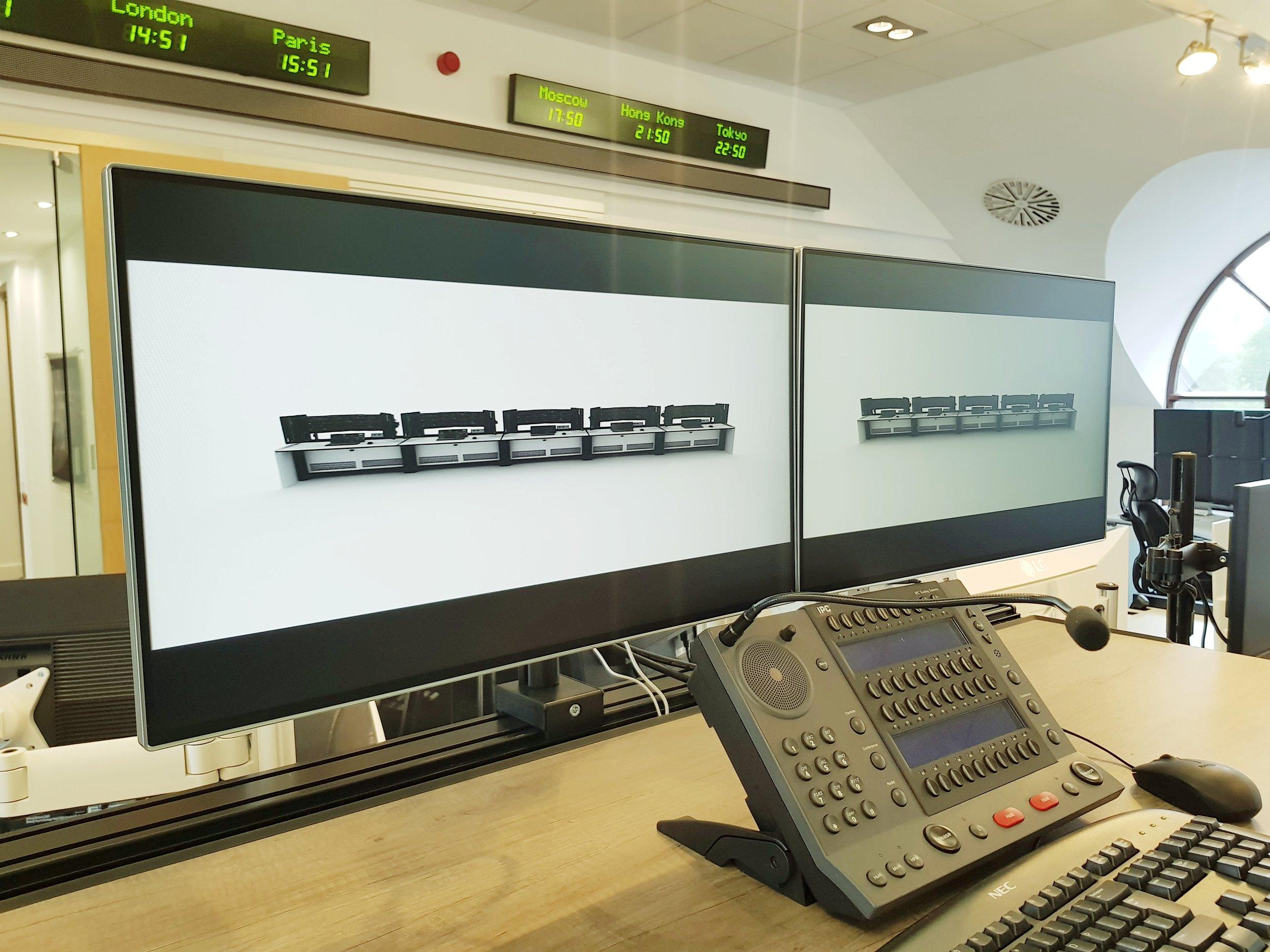 """2 x LG 24MP88 24"""" 16:9 Full HD IPS LED Monitor"""