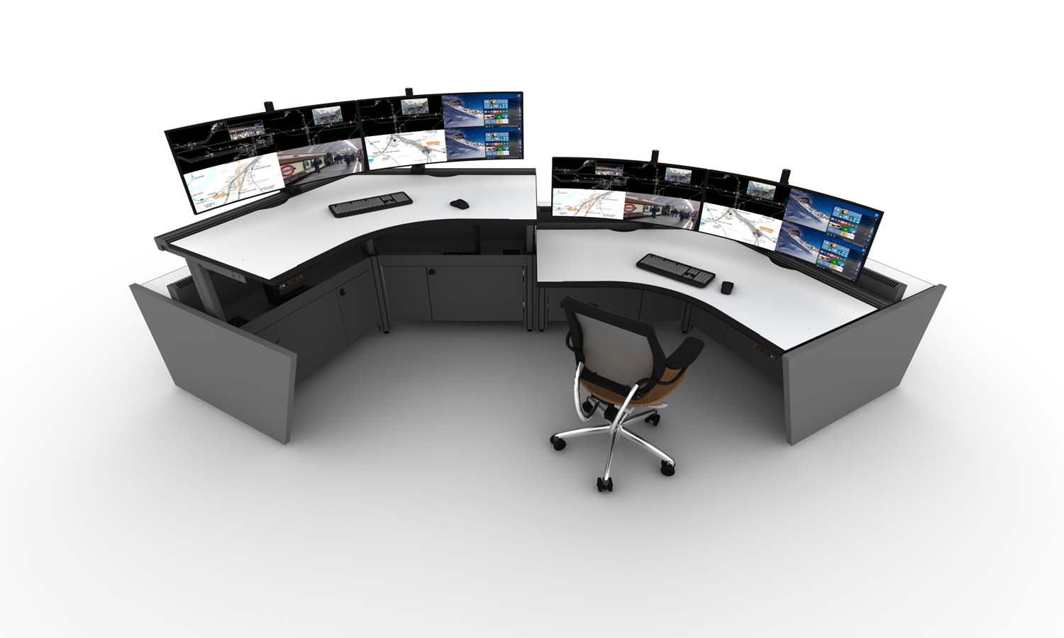 Command & Control Desks