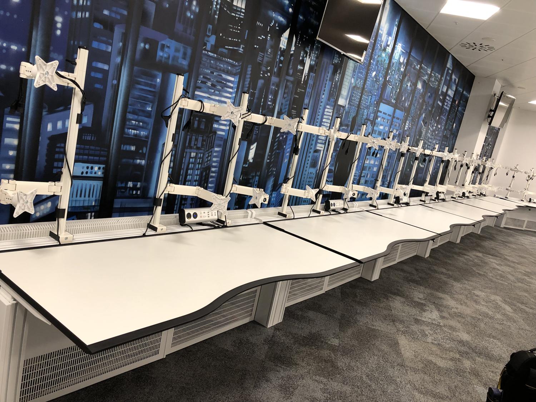 Trading Desk Furniture