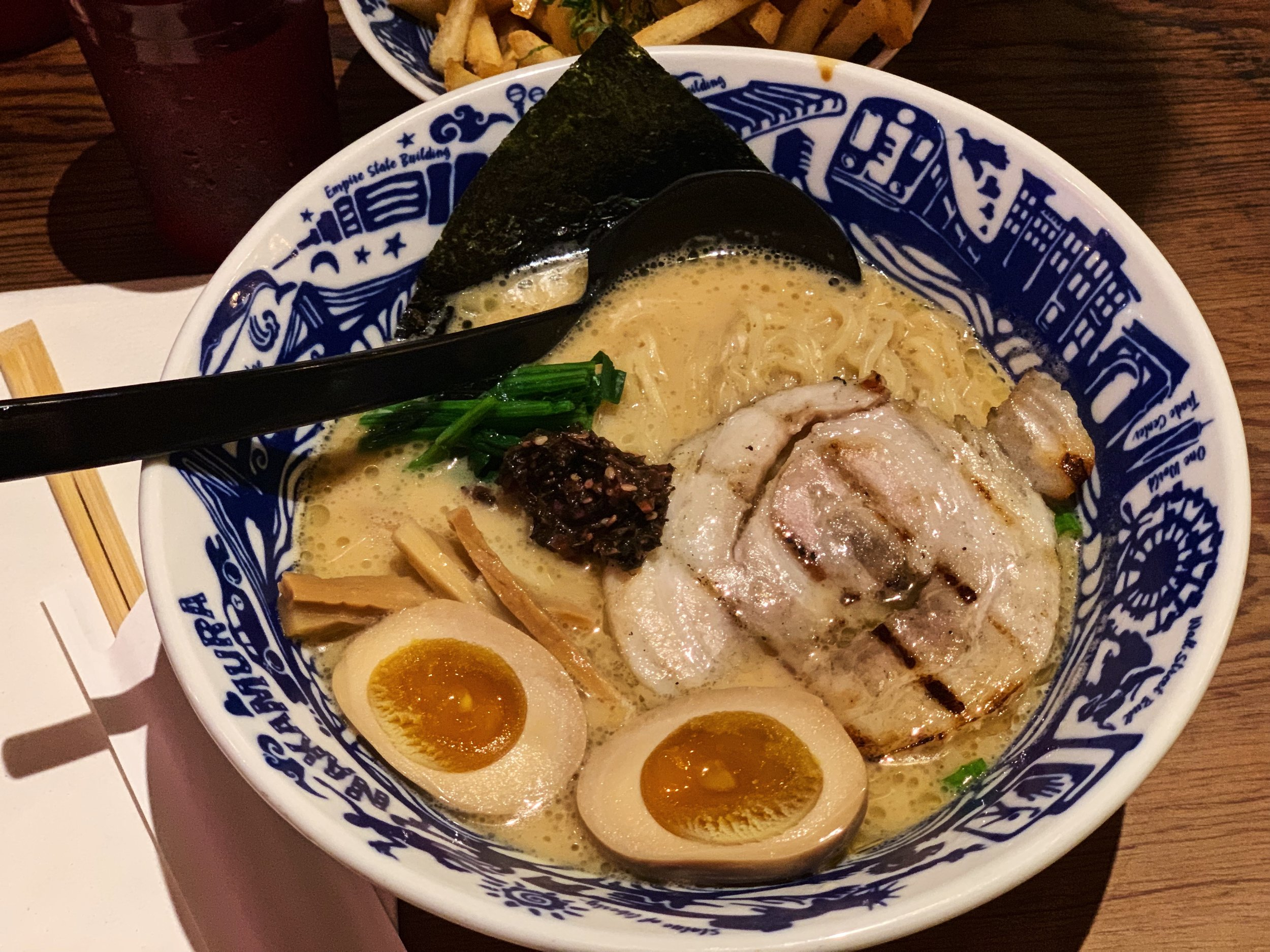 Tontoro Pork в Nakamura