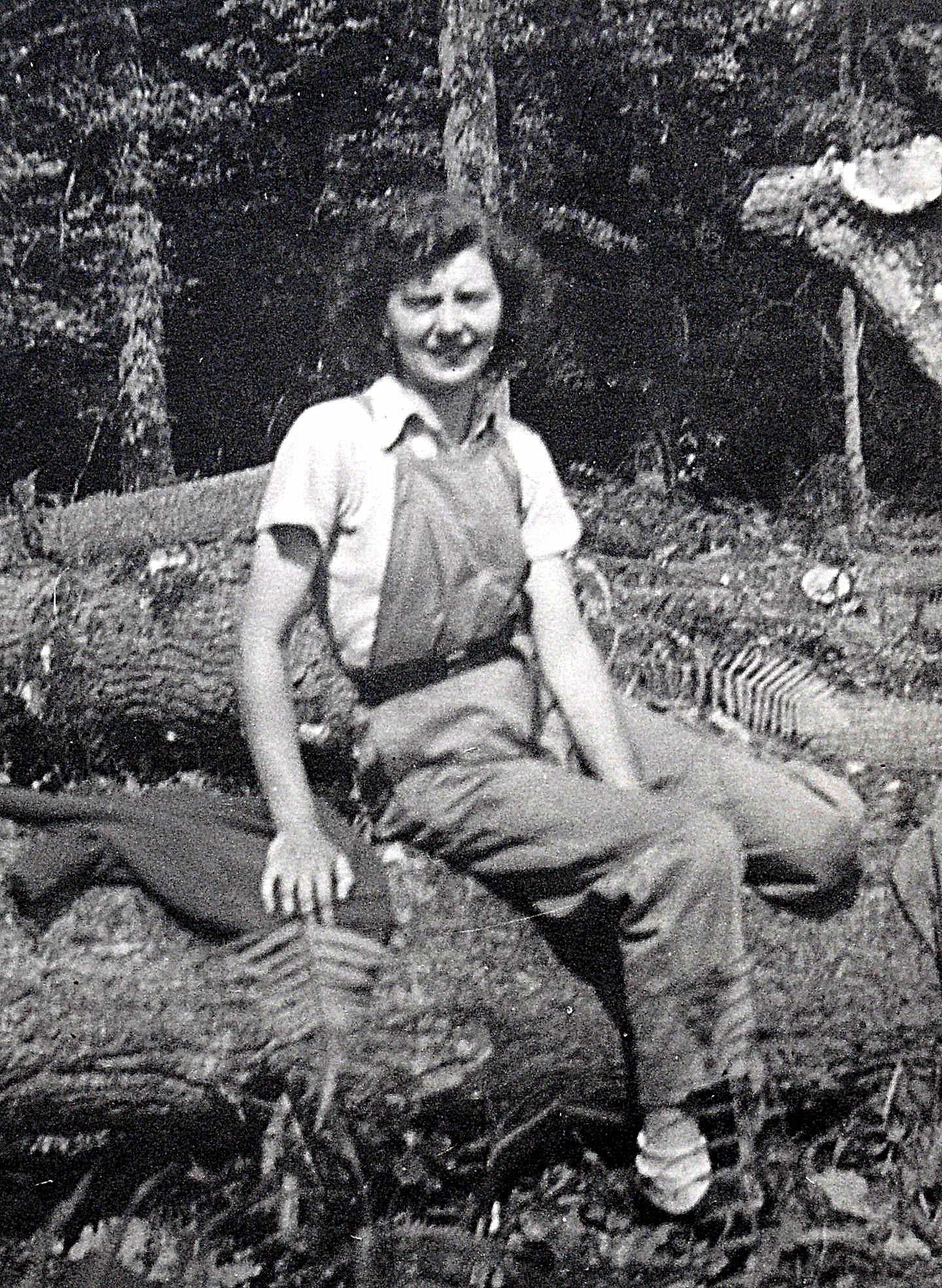Unidentified WTC member, circa 1942