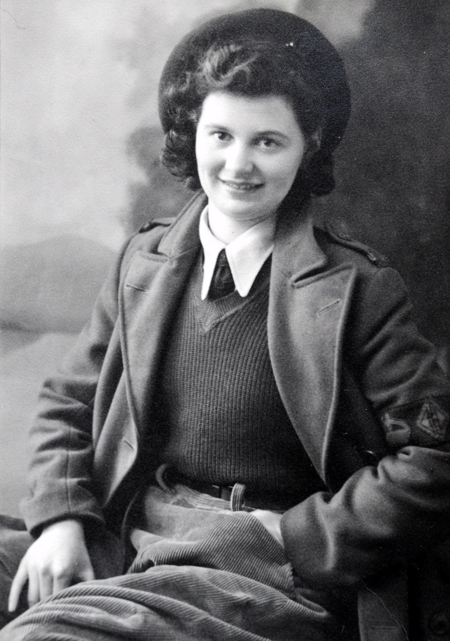 Unidentified WTC member, circa 1943