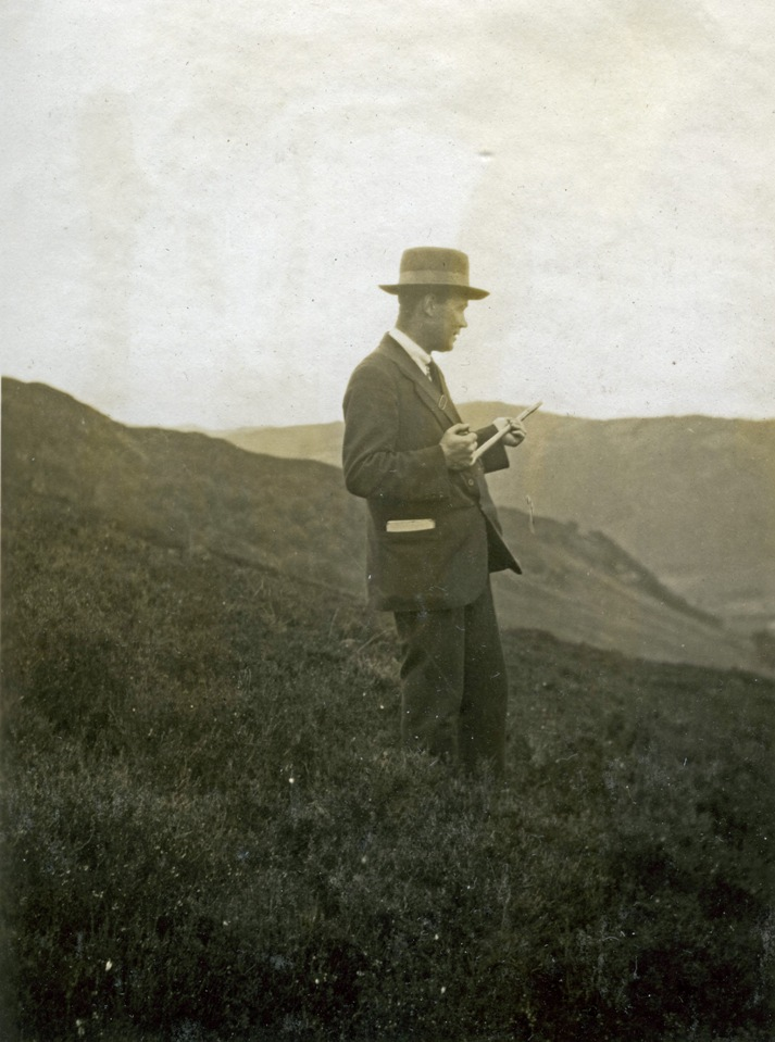 Mr Murray, Forester, 1925