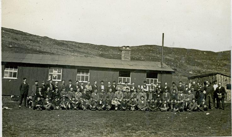 Inchnacardoch employees, 1926