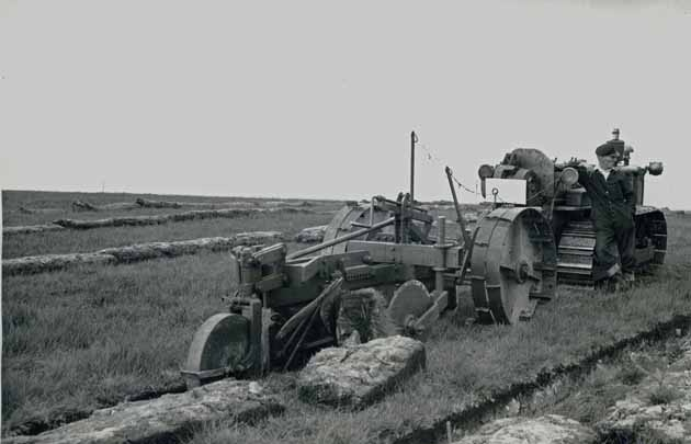 RLR plough, 1949
