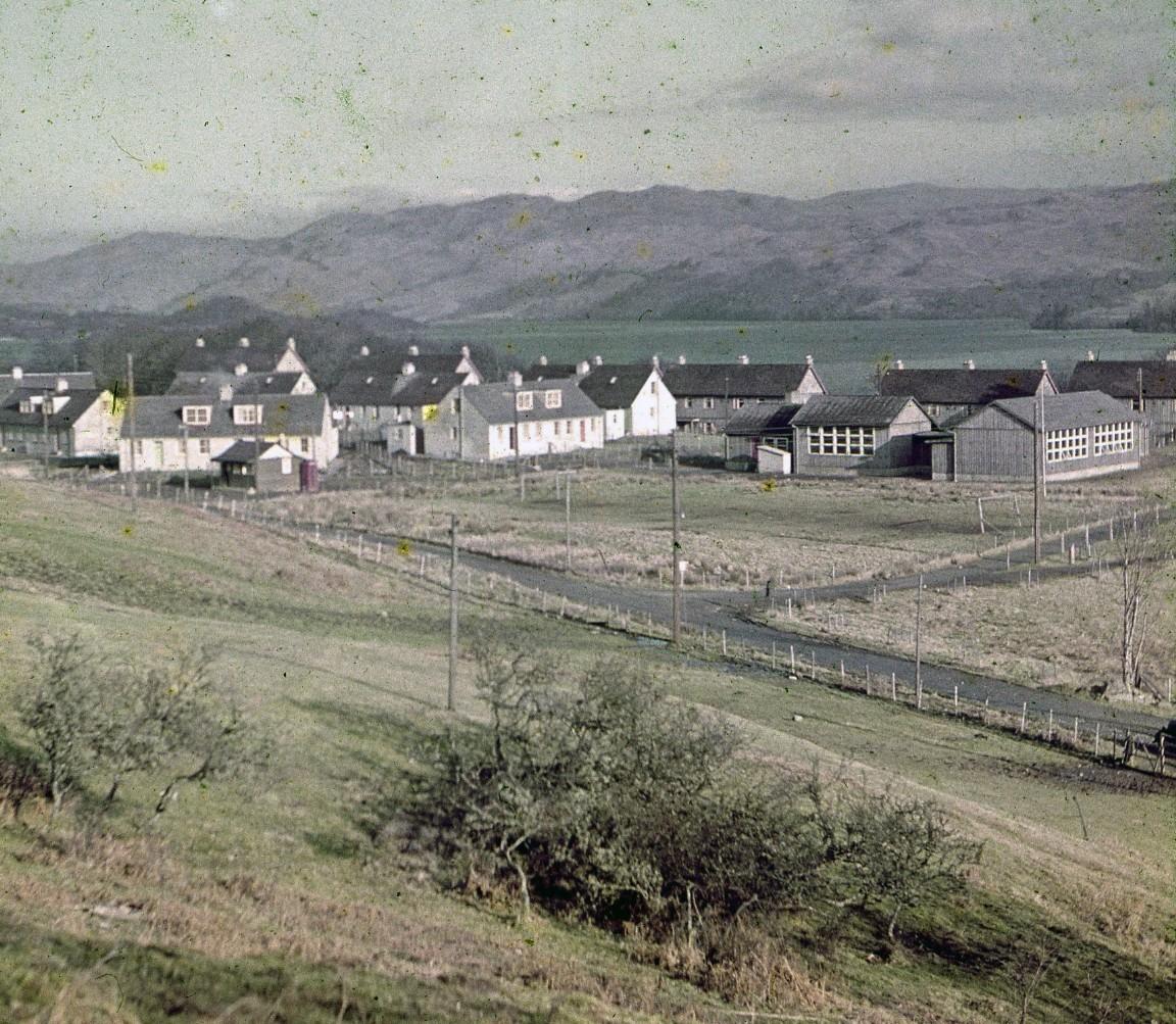 Forestry Village of Dalavich, 1956