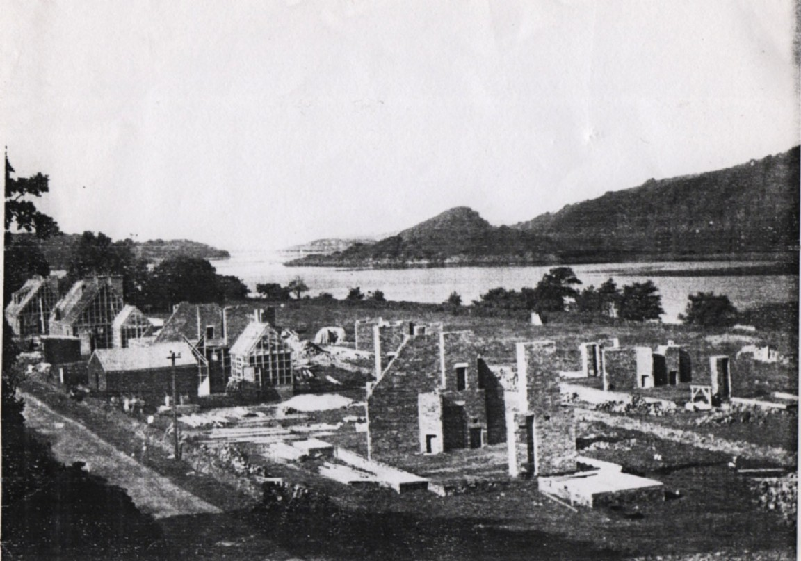 The construction of Achnamara