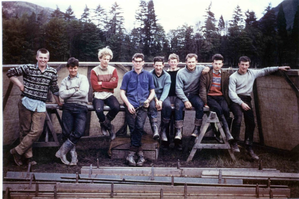 1963_Students at Uig Nursery.jpg