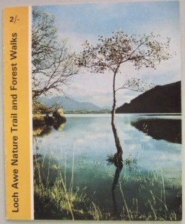Guide to Loch Awe, 1971